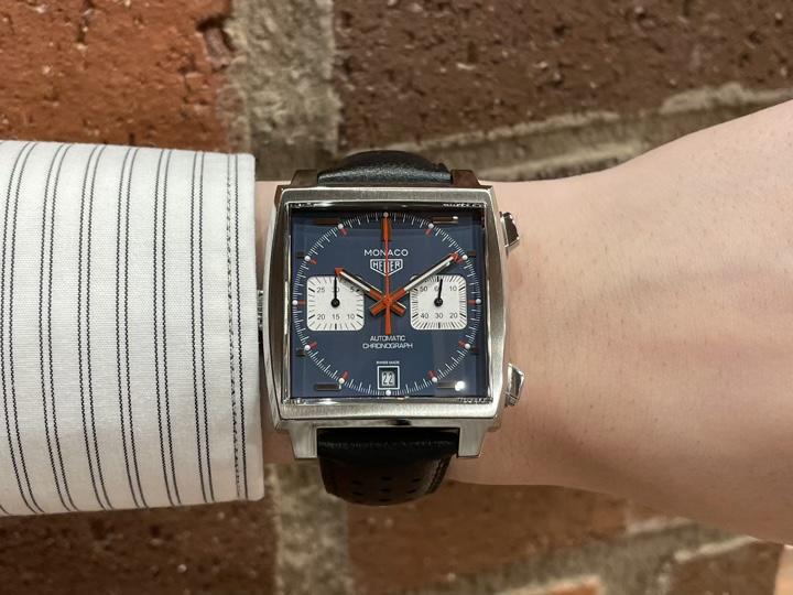 スティーブ・マックイーンが愛した時計